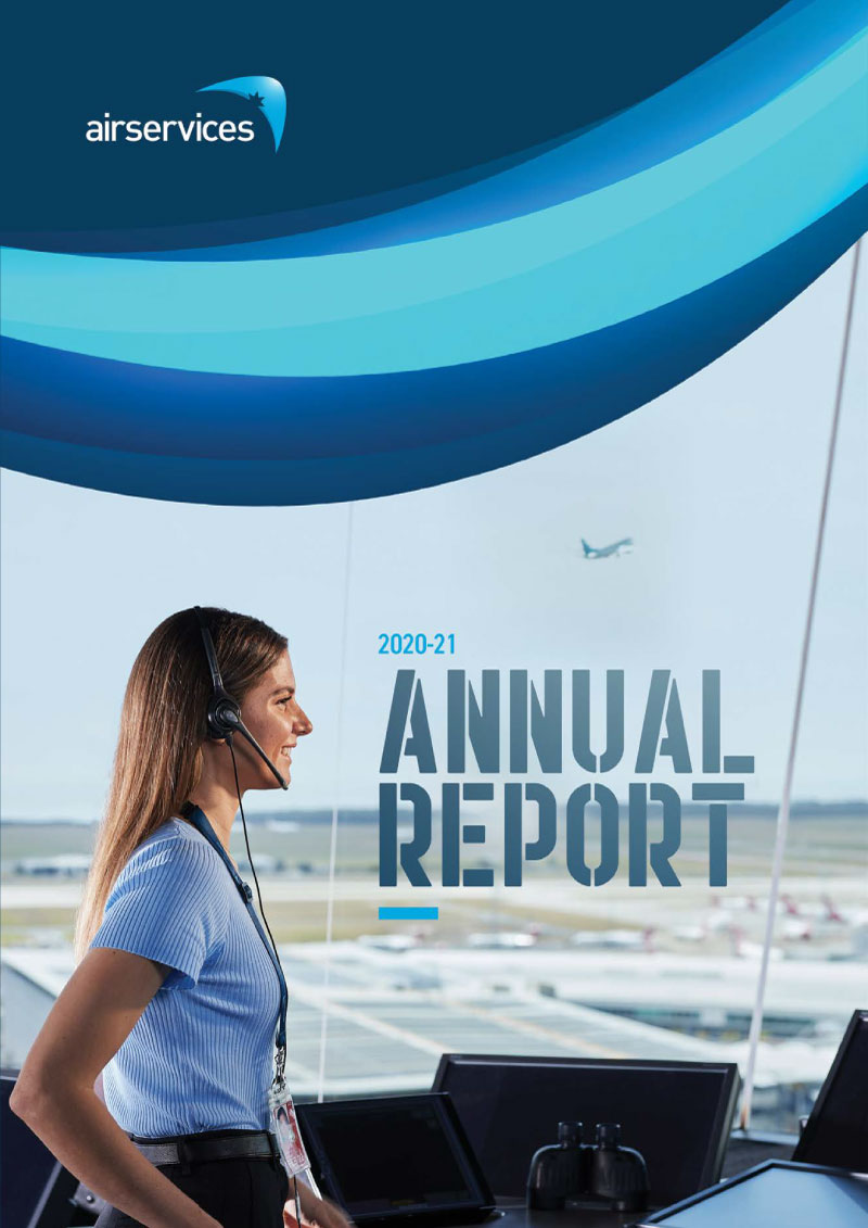 Air Services Annual Report 2020-21