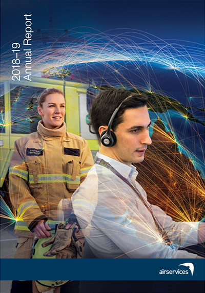 Air Services Annual Report 2018-19