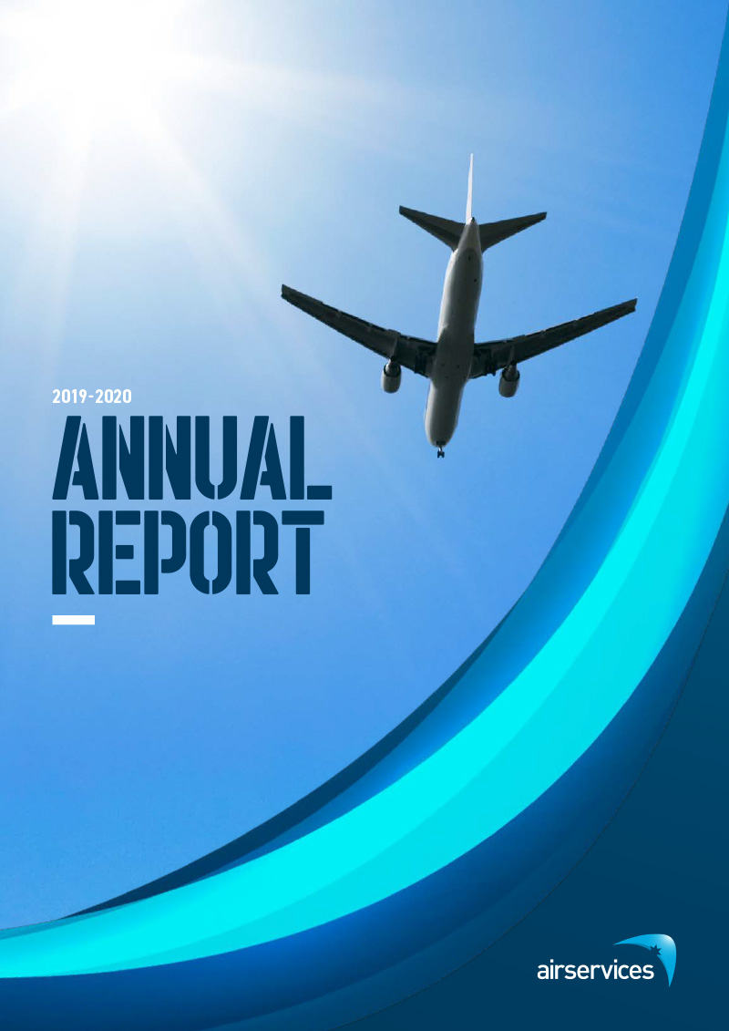Air Services Annual Report 2019-20