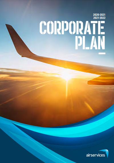Air Services Corporate Plan 2020-21