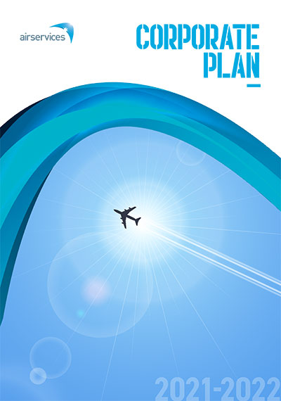 Air Services Corporate Plan 2021-22