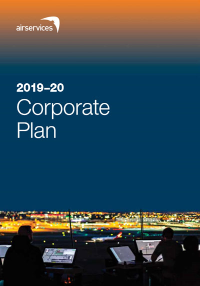 Air Services Corporate Plan 2019-20